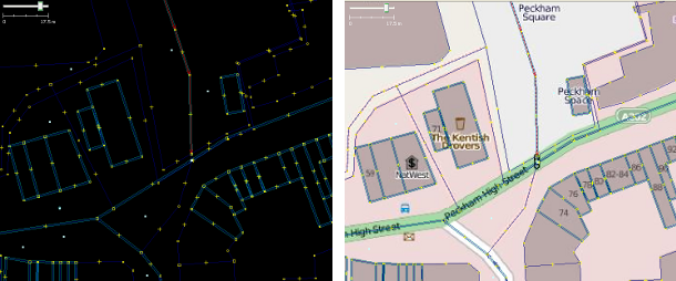 OpenStreetMap data